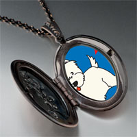Necklace & Pendants - westie dog pendant necklace Image.