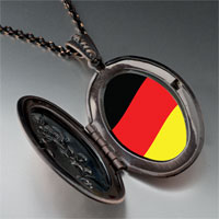 Necklace & Pendants - germany flag pendant necklace Image.