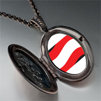 Necklace & Pendants - austria flag pendant necklace Image.