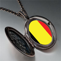 Necklace & Pendants - belgium flag pendant necklace Image.