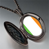 Necklace & Pendants - ireland flag pendant necklace Image.