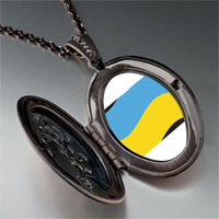 Necklace & Pendants - ukraine flag pendant necklace Image.