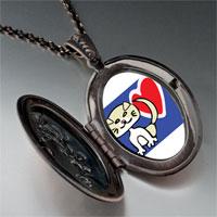 Necklace & Pendants - scottish fold cat pendant necklace Image.