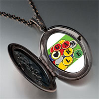 Necklace & Pendants - love to gamble pendant necklace Image.