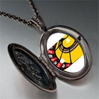 Necklace & Pendants - roulette wheel pendant necklace Image.
