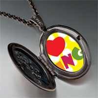 Necklace & Pendants - i love bingo pendant necklace Image.