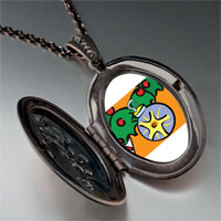 Necklace & Pendants - christmas ornament photo pendant necklace Image.