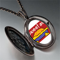 Necklace & Pendants - sweet as pie pendant necklace Image.
