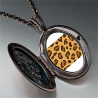 Necklace & Pendants - leopard skin pendant necklace Image.
