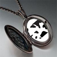 Necklace & Pendants - cow skin pendant necklace Image.