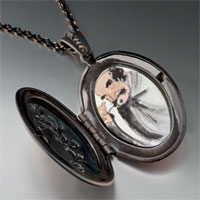 Necklace & Pendants - self joyfulness painting pendant necklace Image.