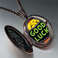 Necklace & Pendants - good luck pot gold pendant necklace Image.