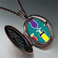 Necklace & Pendants - food beverage photo pendant necklace Image.