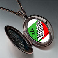 Necklace & Pendants - landmark italy photo pendant necklace Image.