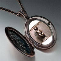 Necklace & Pendants - landmark pee boy photo pendant necklace Image.