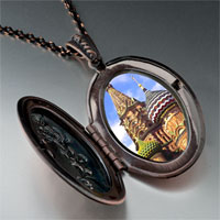 Necklace & Pendants - landmark bangkok photo pendant necklace Image.
