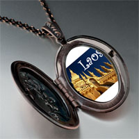 Necklace & Pendants - travel luang photo pendant necklace Image.