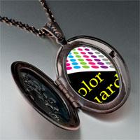 Necklace & Pendants - travel color guard photo pendant necklace Image.