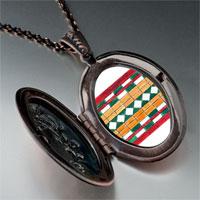 Necklace & Pendants - artwork exotic tile photo pendant necklace Image.