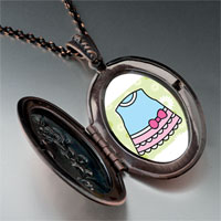 Necklace & Pendants - hobbies doll dress photo pendant necklace Image.