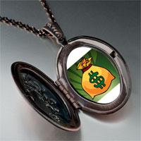 Necklace & Pendants - hobbies money bag photo pendant necklace Image.