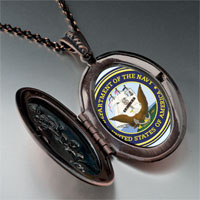 Necklace & Pendants - character navy seal photo pendant necklace Image.