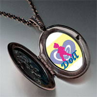 Necklace & Pendants - doll photo italian pendant necklace Image.