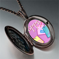 Necklace & Pendants - multicolor shopping bag photo italian pendant necklace Image.