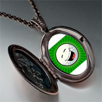 Necklace & Pendants - laughing face photo italian pendant necklace Image.