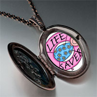 Necklace & Pendants - life saver photo italian pendant necklace Image.