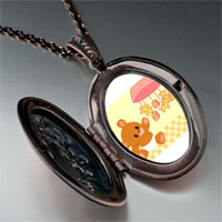 Necklace & Pendants - christmas pendants bear windbell photo italian pendant necklace Image.