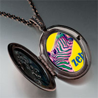 Necklace & Pendants - zebra photo italian pendant necklace Image.