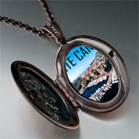 Necklace & Pendants - monte carlo photo italian pendant necklace Image.