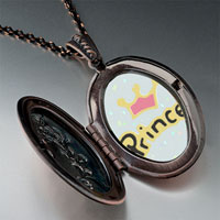 "Necklace & Pendants - crown & "" princess""  pendantoval flower gifts for women necklace Image."