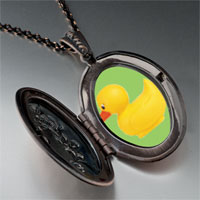 Necklace & Pendants - rubber duckie pendant necklace Image.