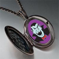 Necklace & Pendants - dracula photo pendant necklace Image.