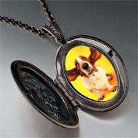 Necklace & Pendants - basset hound big ears pendant necklace Image.