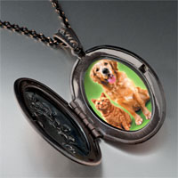 Necklace & Pendants - dog cat pet pals pendant necklace Image.