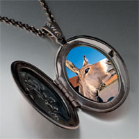 Necklace & Pendants - brown donkey pendant necklace Image.