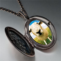Necklace & Pendants - sheep face pendant necklace Image.