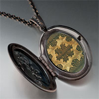 Necklace & Pendants - shell pattern pendant necklace Image.