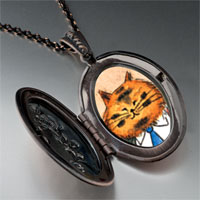 Necklace & Pendants - business cat pendant necklace Image.