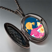 Necklace & Pendants - wishing on a star pendant necklace Image.