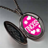 Necklace & Pendants - princess photo pendant necklace Image.