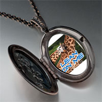 Necklace & Pendants - lean on animals pendant necklace Image.
