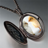 Necklace & Pendants - chick kitten pendant necklace Image.