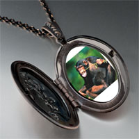 Necklace & Pendants - funny monkey pendant necklace Image.