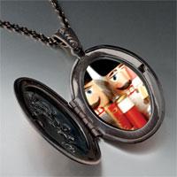 Necklace & Pendants - christmas nutcrackers pendant necklace Image.