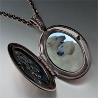 Necklace & Pendants - polar bear hug pendant necklace Image.