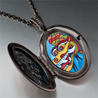 Necklace & Pendants - chinese new year dragon pendant necklace Image.